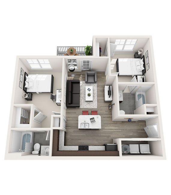 Floorplan Option 1